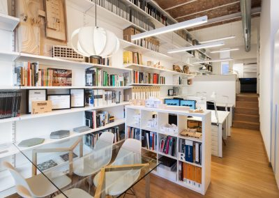 salvà ortín arquitectes Barcelona STUDIO