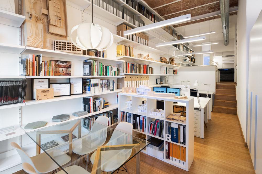 ESTUDI salvà ortín arquitectes Barcelona