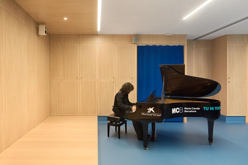 Aula de Música CONCEPCIONISTES